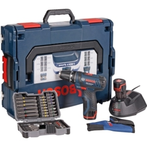 Unterschiedlich ▷ Bosch GSR 10,8 Volt Professional im Set + 43-Bits JX51