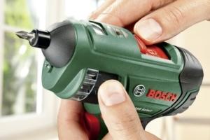 Bosch PSR Select Mini Akkuschrauber 3,6 Volt 12 Bits Trommel