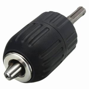 Drillpro Schnellspannbohrfutter 2–13mm Bohrfutter Schnellspann mit 1/2'' SDS Plus Adapter