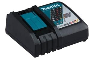 Makita Akkuschrauber Set 18V DHP453RYLJ Schnellladegerät 15 Minuten