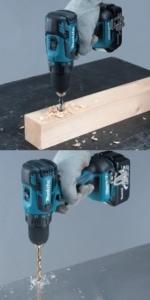 makita akkuschrauber brushless 18 v 4 ah max 45 nm. Black Bedroom Furniture Sets. Home Design Ideas