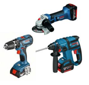 Bosch Professional Akku Set 18 Volt PSL3M3
