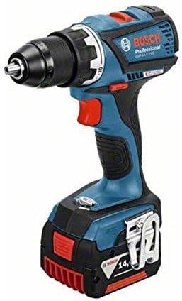 Bosch Professional GSR 14,4V-EC, 4 Ah max. 56 Nm-min