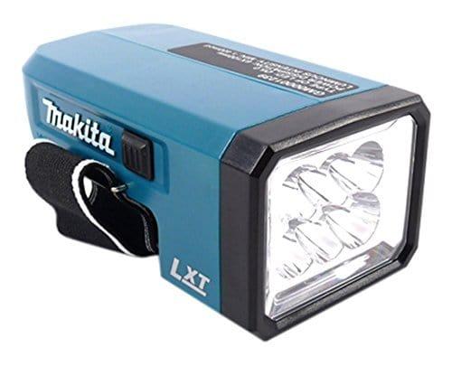 Makita DML186, 18V wiederaufladbare, fluoreszierende LED-Taschenlampe