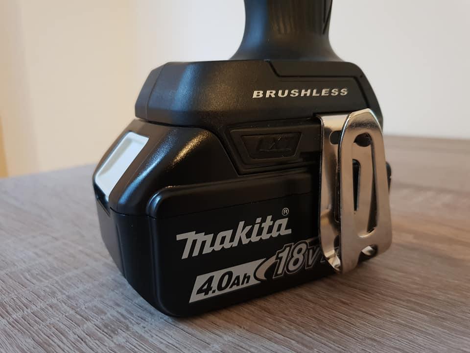 makita ddf484 18v schwarz erster eindruck ladeger t und. Black Bedroom Furniture Sets. Home Design Ideas