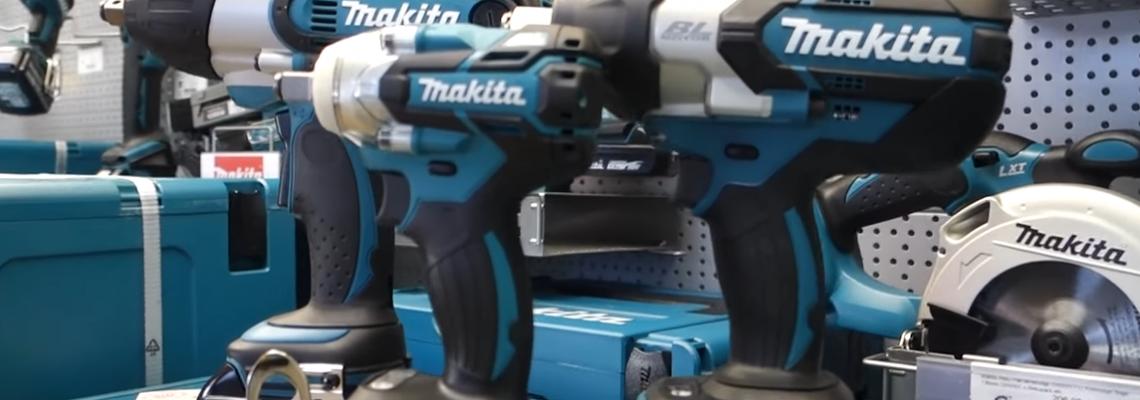Makita Schlagschrauber 18 Volt Modelle